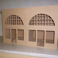 Arches Double Front