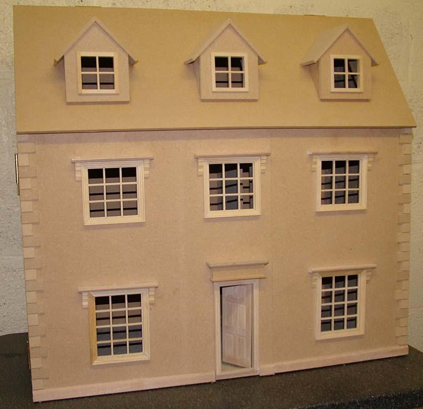The Grange Georgian Dolls House Direct