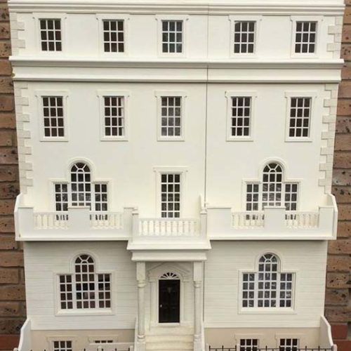 The Strand - grand design dolls house